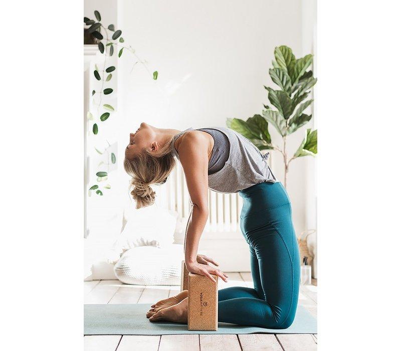 Yogamatters Yoga Blok Kurk