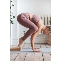 Yogamatters Yoga Blok Plat Kurk