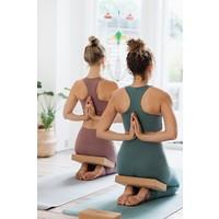 Yogamatters Yoga Block Flat Cork
