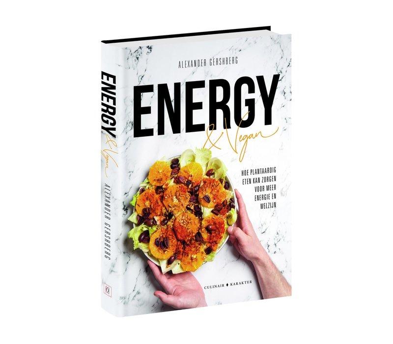 Alexander Gershberg - Energy & Vegan