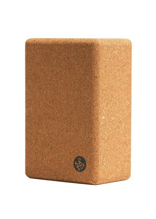 Manduka Manduka Yoga Block Cork