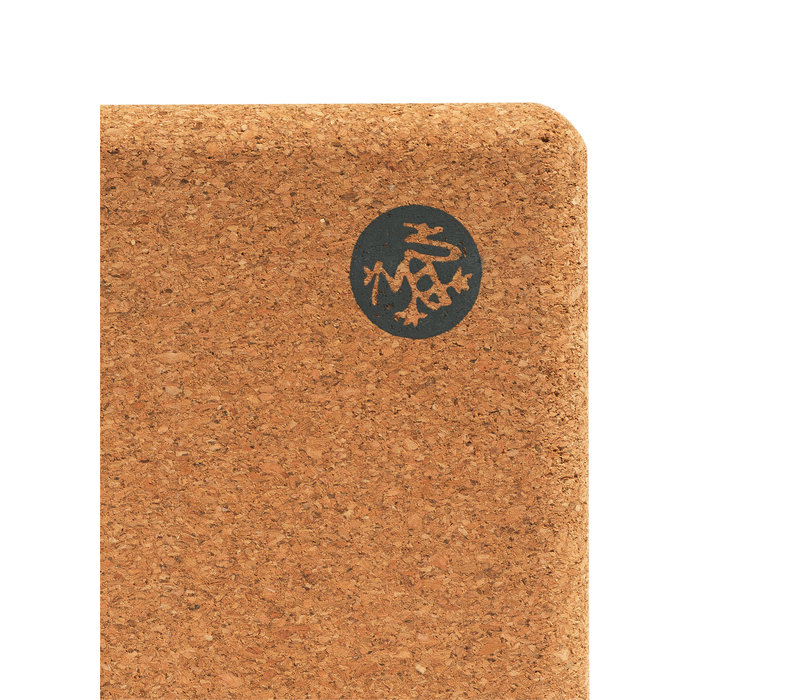 Manduka Yoga Block Cork