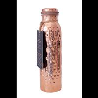 Forrest & Love Kupfer Trinkflasche 900ml - Gehämmert