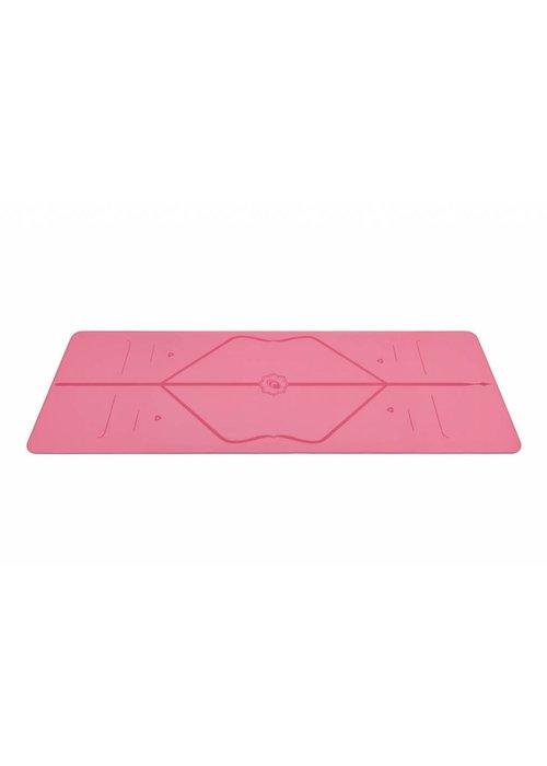 Liforme Liforme Yogamat 185cm 68cm 4.2mm - Pink