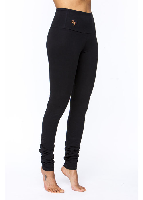 Urban Goddess Urban Goddess Gaia Yoga Legging - Urban Black