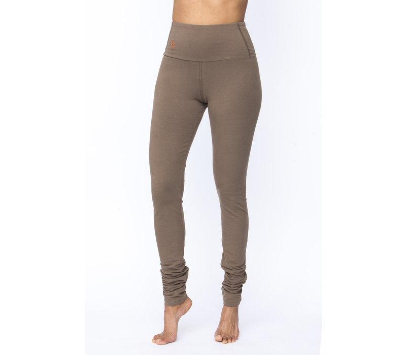 Urban Goddess Gaia Yoga Legging - Inca Cacao