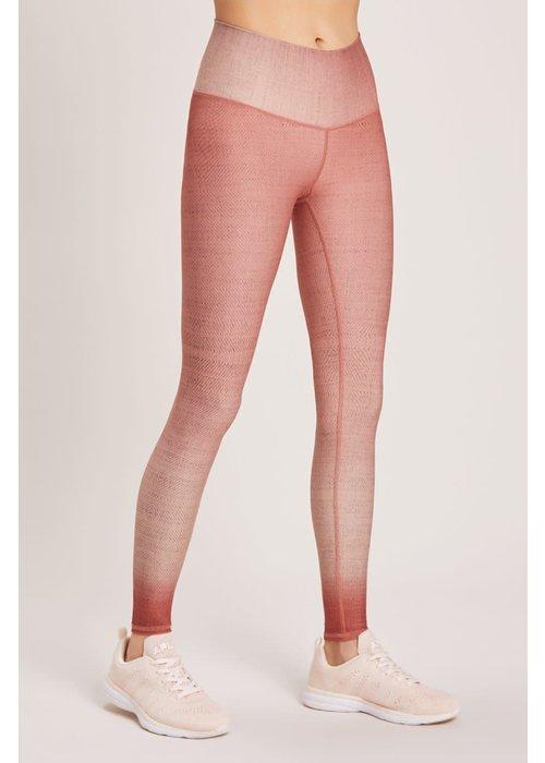 Niyama Sol Niyama Sol Dip Dye Legging - Cactus Rose