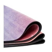 Manduka eQua eKo Round Yoga Mat - Luna Sunrise
