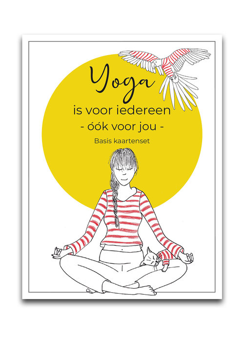 Persona Secum - Yoga Basis Kaartenset