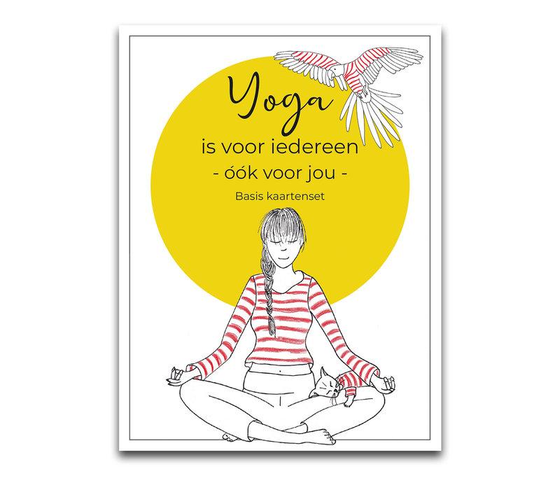Persona Secum - Yoga Basis Kaartenset