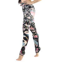 Yoga Democracy Yoga Legging - Pretty In Black