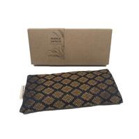 Kusala Eye Pillow Silk - Seoul Black