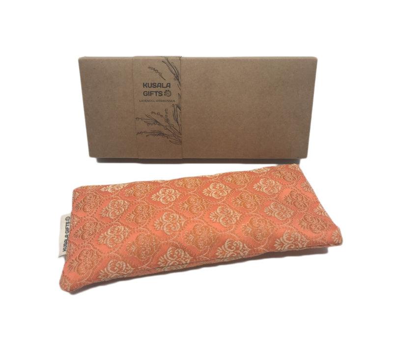 Kusala Eye Pillow Silk  - Toronto Peach