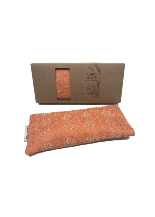 Kusala Kusala Eye Pillow Silk  - Peach