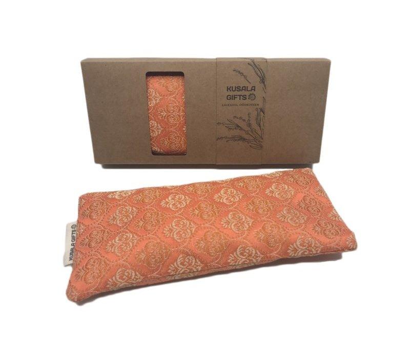 Kusala Eye Pillow Silk  - Peach