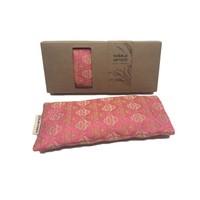 Kusala Oogkussen Zijde - New York Roze