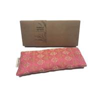 Kusala Eye Pillow Silk - Pink