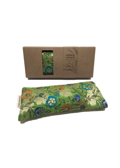 Kusala Kusala Eye Pillow Silk - Flower