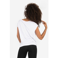 Dharma Bums Luxe Layer Top - White