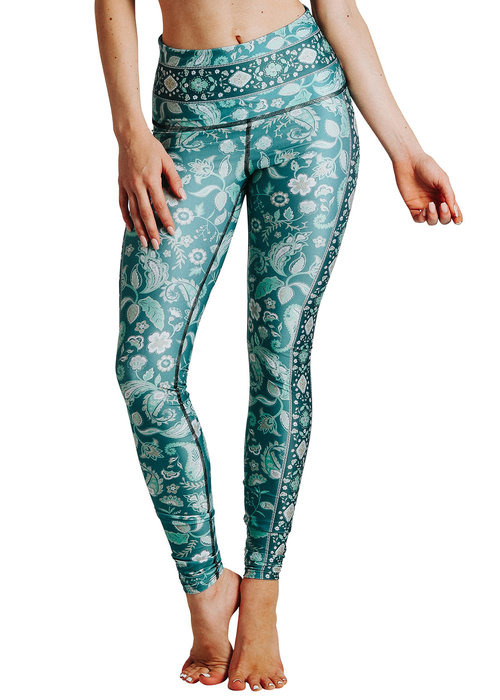 Yoga Democracy Yoga Democracy Yoga Legging - Mint To Be