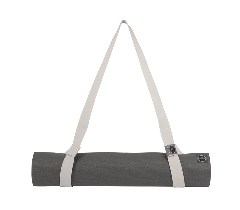 Yogisha Yoga Mat Strap - Ecru
