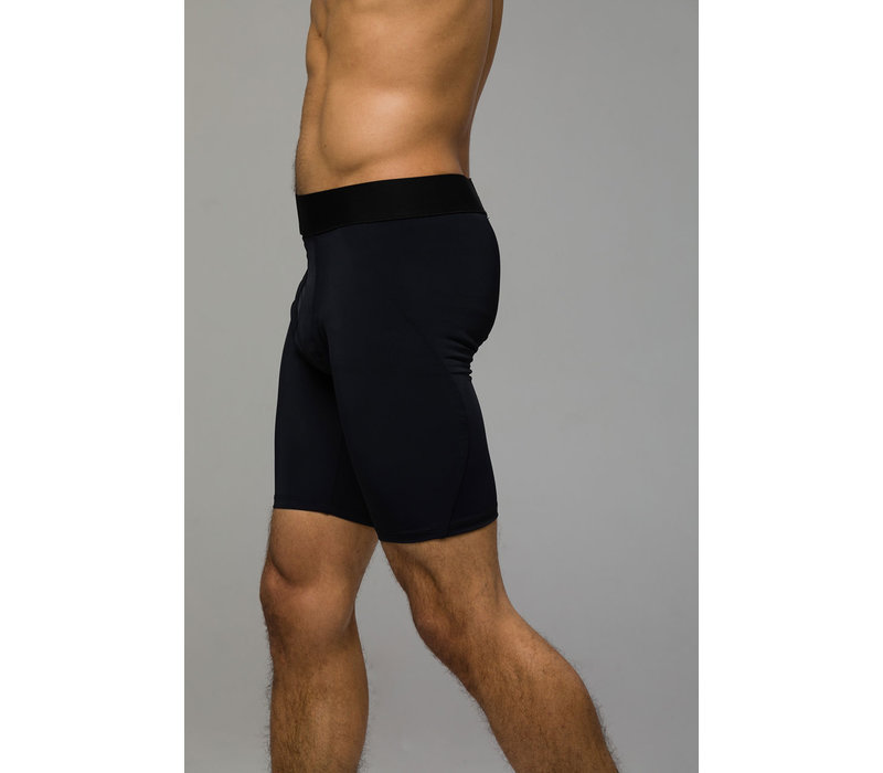 Onzie Men's Biker Short - Black