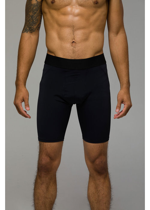Onzie Onzie Men's Biker Short - Black