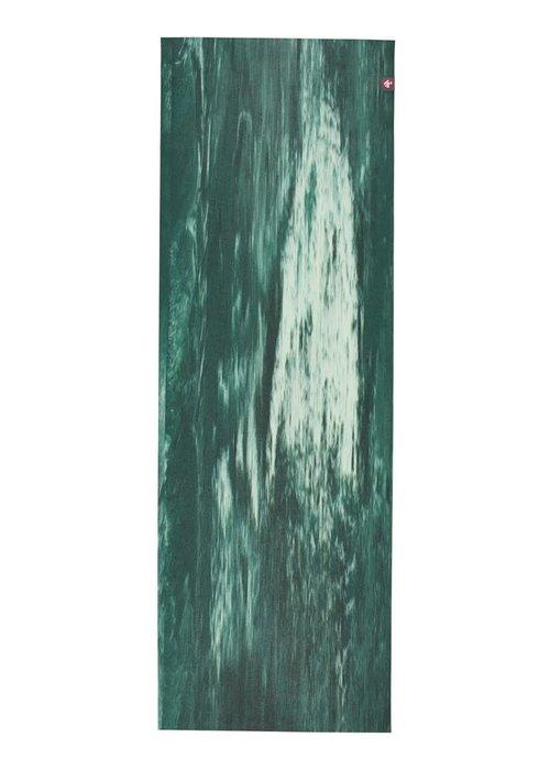 Manduka Manduka eKO Superlite Yogamatte 180cm 61cm 1.5mm - Deep Forest Marbled