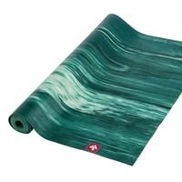 Manduka eKO Superlite Yogamatte 180cm 61cm 1.5mm - Deep Forest Marbled