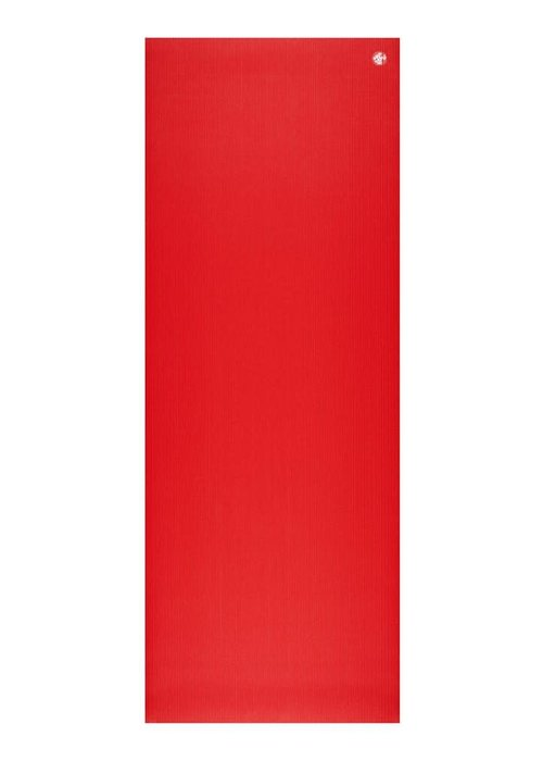 Manduka Manduka Pro Yoga Mat 180cm 66cm 6mm - Manduka Red