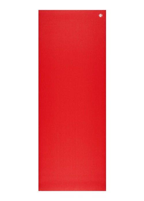 Manduka Manduka Pro Yogamatte 180cm 66cm 6mm - Manduka Red