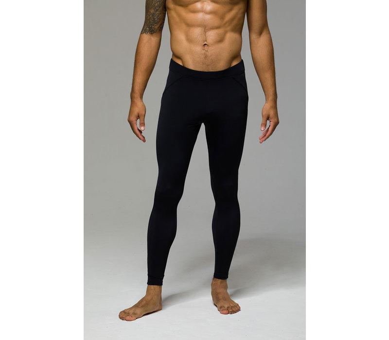 Onzie Men's Long Legging - Black