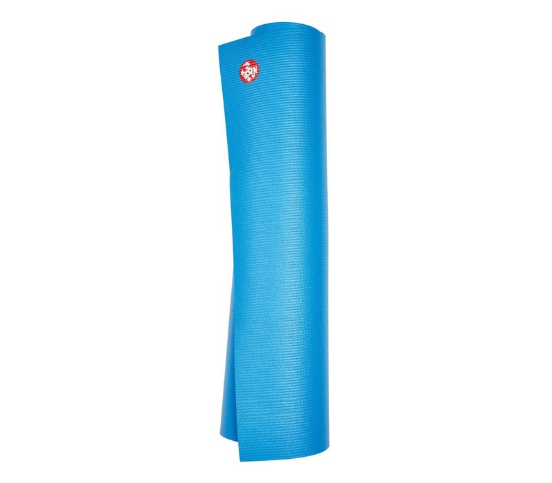 Manduka Pro Yoga Mat 180cm 66cm 6mm - Dresden Blue
