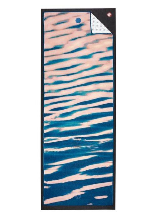 Yogitoes Yogitoes Yoga Handtuch 172cm 61cm - Waves