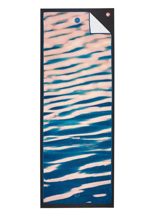 Yogitoes Yogitoes Yoga Towel 172cm 61cm - Waves