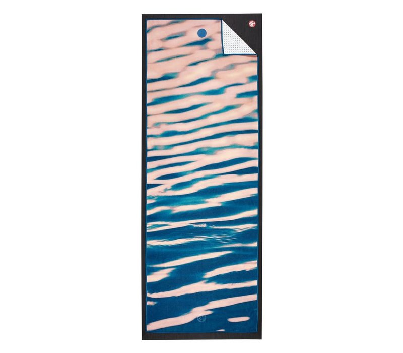 Yogitoes Yoga Handtuch 172cm 61cm - Waves