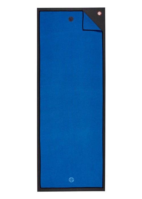 Yogitoes Yogitoes Yoga Handdoek 172cm 61cm - Be Bold Blue