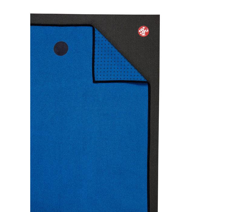 Yogitoes Yoga Towel  172cm 61cm - Be Bold Blue