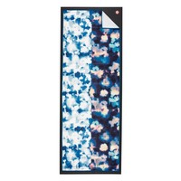 Yogitoes Yoga Towel 172cm 61cm - Double Dye Blue