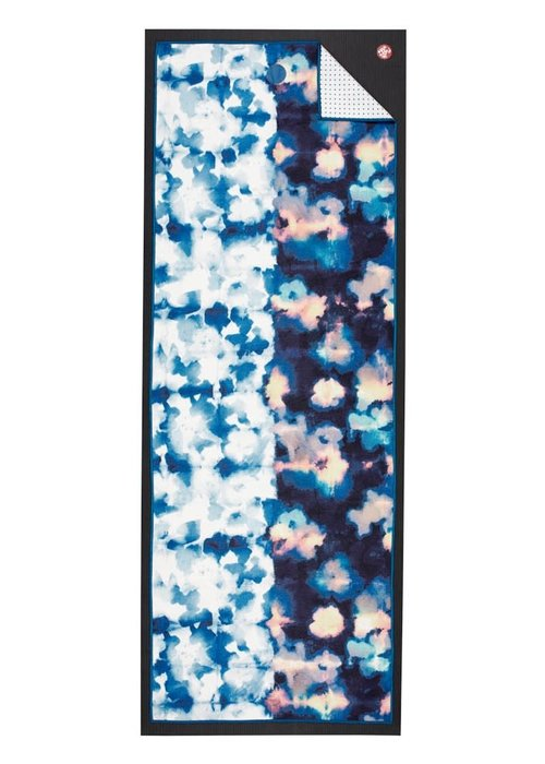 Yogitoes Yogitoes Yoga Towel 172cm 61cm - Double Dye Blue
