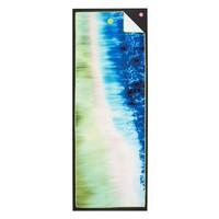 Yogitoes Yoga Towel 172cm 61cm - Coastal Scape