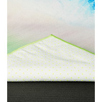 Yogitoes Yoga Handtuch 172cm 61cm - Coastal Scape