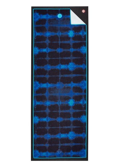 Yogitoes Yogitoes Yoga Handdoek 172cm 61cm - Tie Dye Check