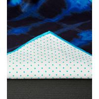 Yogitoes Yoga Towel 172cm 61cm - Tye Dye Check