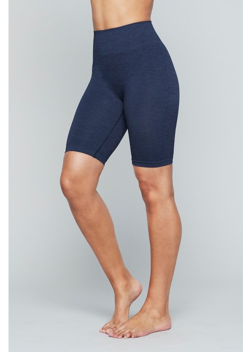 Moonchild Yoga Wear Moonchild Yoga Wear Seamless Biker Shorts - Aura Blue
