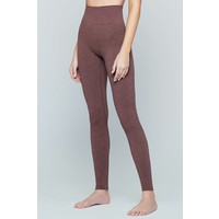 Moonchild Yoga Wear Seamless Leggings - Earth