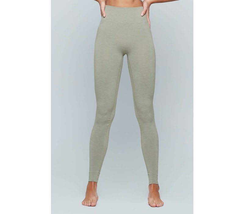 Moonchild Yoga Wear Seamless Leggings - Gravity