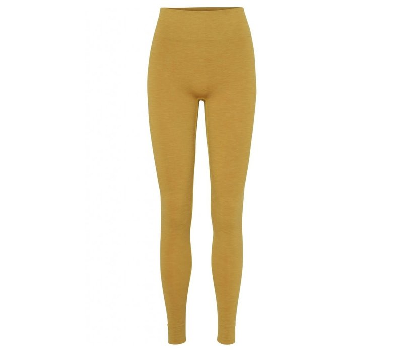 Moonchild Yoga Wear Seamless Leggings - Dandelion