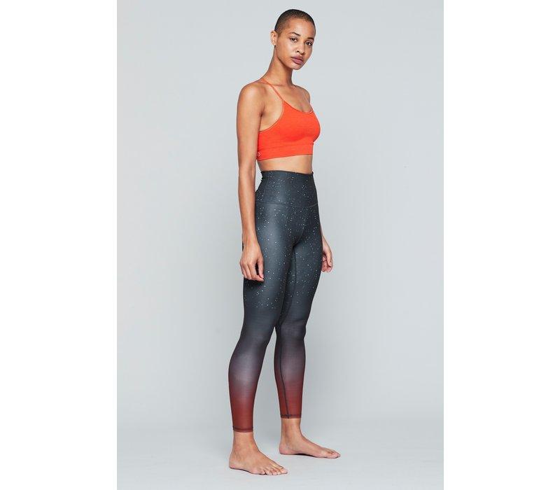 Moonchild Yoga Wear Printed Leggings - Woodstock