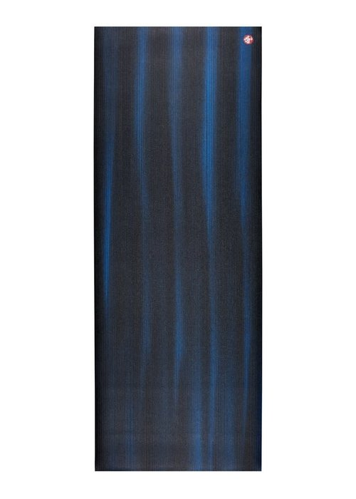 Manduka Manduka Prolite Yoga Mat 180cm 61cm 4.7mm - Black Blue Colorfields